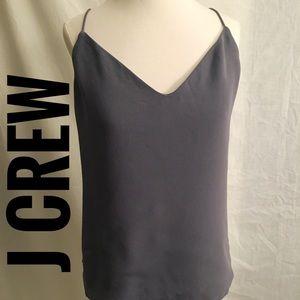 Beautiful J crew sleeveless top size 6